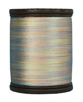 Tiara #50 Variegated Filament Silk Thread. #606. 273 Yds.