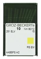 Groz-Beckert 251 ELV #12