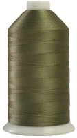 #032 Olive (Original color) - Bonded Nylon Thread size #207 (1 Pound Approx. 1,925 Yds)