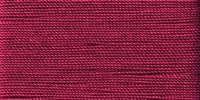 Buttonhole Silk #16 #059 Cranberry 22 Yds. On Card.