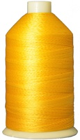 Yellow - Bonded Nylon Thread size #277 (1 Pound Approx. 1,422 Yds)