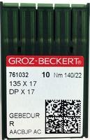 Groz-Beckert 135 X 17 #22