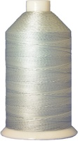 Light Gray - Bonded Nylon Thread size #277 (1 Pound Approx. 1,422 Yds)