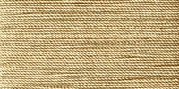 Buttonhole Silk #16 #075 Caramel 22 Yds. On Card.