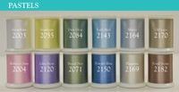 Pastels (Set #2) - Magnifico 12 spool set.