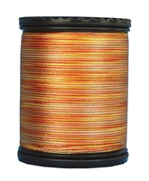Tiara #50 Variegated Filament Silk Thread. #601. 273 Yds.