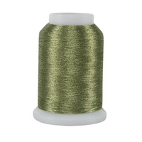 #024 Green Apple - Superior Metallics 1,090 yd. mini cone