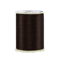 Quilter's Silk #16 #117 Rich Chocolate 22 yd. Spool (Purple Label)