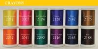 Crayons (Set #5) - Magnifico 12 spool set.