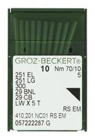 Groz-Beckert 251 EL #10
