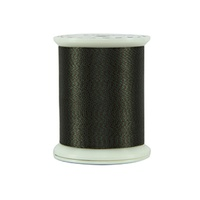 #4035 Dark Green/Chocolate Brown - Twist 500 yd. spool