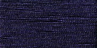 Buttonhole Silk #16 #060 Midnight Blue 22 Yds. On Card.