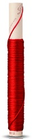 #25/3-Ply Silk Floss #612 Red.