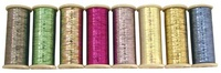 Pastel Color Set - Glitter 400 yd. spools
