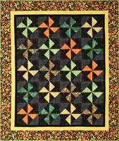Double Pinwheel Quilt Kit