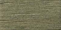 Buttonhole Silk #16 #100 Khaki 22 Yds. On Card.