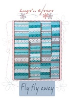 Pattern: Fly Fly Away By Hugs 'N Kisses. (H-23)