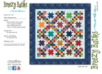 FREE DOWNLOADABLE PATTERN - Breezy Batiks