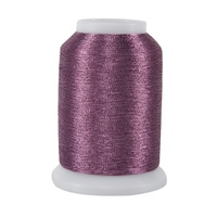 #049 Carnation - Superior Metallics 1,090 yd. mini cone