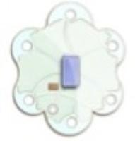 Sapphire Sparkle (Dark Blue Chip Color)