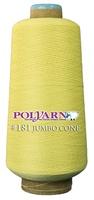 #181 Yellow - Polyarn 8,500 yd. jumbo cone