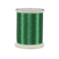 #027 Emerald - Superior Metallics 500 yd. spool