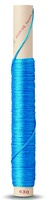 #25/3-Ply Silk Floss #630 Medium Blue.