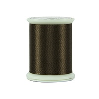 #4057 Beige/Dark Brown - Twist 500 yd. spool
