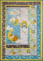 Sweet Dreams Little One Quilt Kit