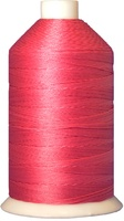 Hot Pink - Bonded Nylon Thread size #277 (1 Pound Approx. 1,422 Yds)