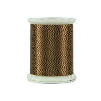 #4059 Gold/Dark Brown - Twist 500 yd. spool