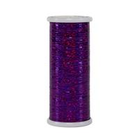 #110 Fuchsia - Glitter 400 yd. spool