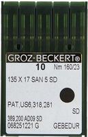 Groz-Beckert 135 X 17 SAN 5 #23