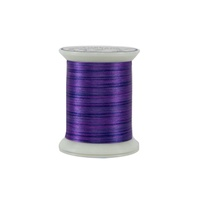 #848 Buncha Violets - Rainbows 500 yd. spool