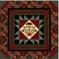 FREE DOWNLOADABLE PATTERN - Studio e Elementary (Dark)