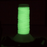SewGlow - White-to-green (Large cone)