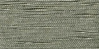 Buttonhole Silk #16 #047 Grey 22 Yds. On Card.