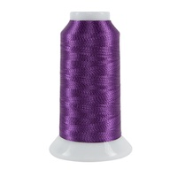 #4017 Medium/Dark Eggplant - Twist 2,000 yd. cone