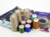 Serger & Sewing Threads Sampler Set (A)