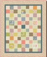 FREE DOWNLOADABLE PATTERN - All In A Day Quilt