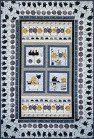 Fluff and Fold Quilt Kit