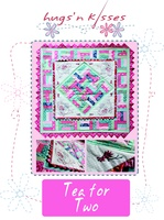 Pattern: Tea For Two By Hugs 'N Kisses. (H-22)