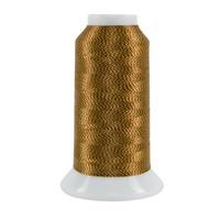#4001 Dark Red/Gold - Twist 2,000 yd. cone