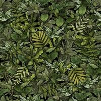 Quilting Treasures Jurassic Jungle Jungle