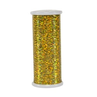 #201 Gold - Glitter 400 yd. spool