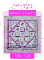 Pattern: Neenies Garden By Hugs 'N Kisses. (H-13)