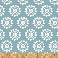 Windham Fabrics Oh Clementine Teal