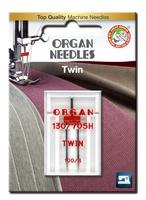 #100/6.0 Twin Universal x 1 Needle