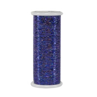 #135 Blue Hawaii - Glitter 400 yd. spool