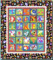 FREE DOWNLOADABLE PATTERN - Alphabet Soup